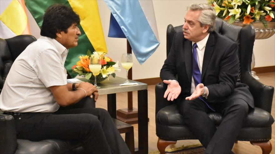 """Fernández denuncia """"enorme injusticia"""" contra Morales en Bolivia   HISPANTV"""