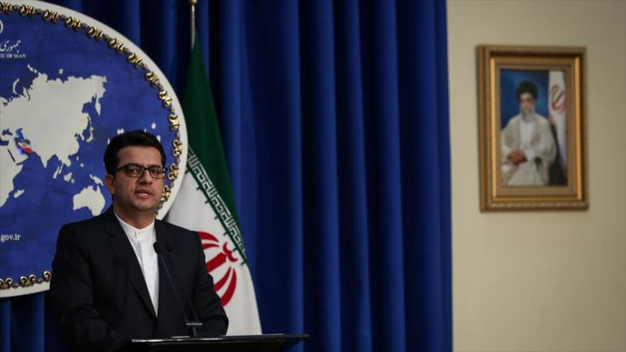 Irán censura diplomacia de EEUU, basada en terrorismo económico