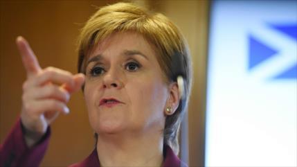 Escocia pretende celebrar un nuevo referéndum independentista