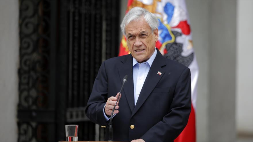 Piñera anula las rebajas de impuestos para los ricos | HISPANTV