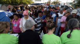 ACNUR critica a EEUU por recortar más la cuota de refugiados