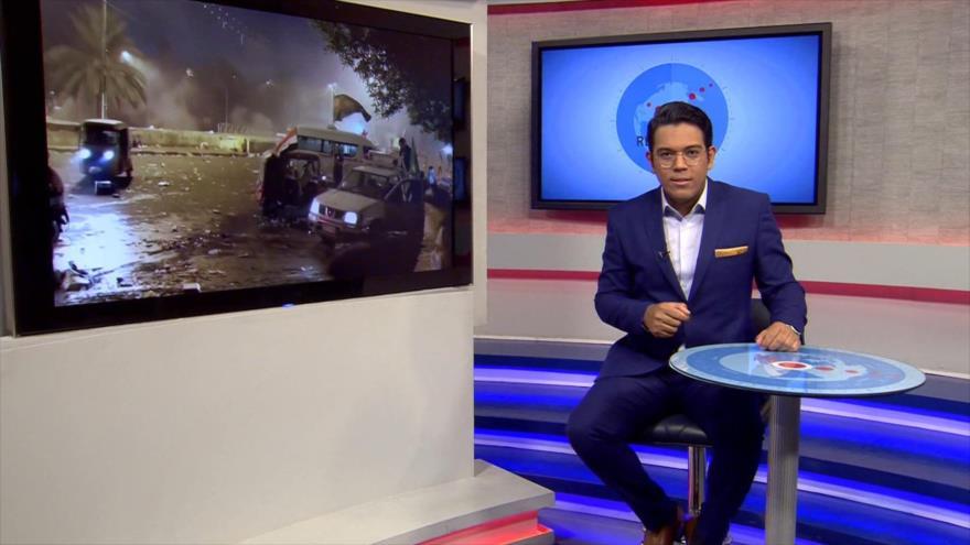 Recuento: ¿Quién se esconde tras violencia en Irak y El Líbano?