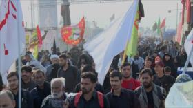 Cámara al Hombro: La mayor caminata del mundo en Irak