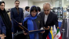 Irán y Venezuela buscan ampliar su cooperación en materia de salud