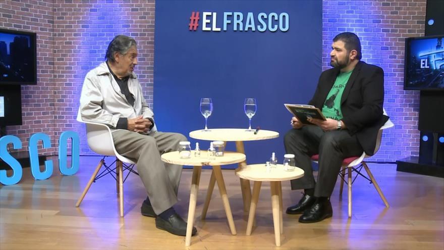 El Frasco, medios sin cura: ¿Alienígenas contra el neoliberalismo?