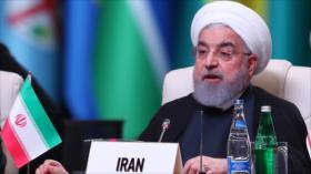 Irán transmite a sus vecinos su plan de paz para el Golfo Pérsico