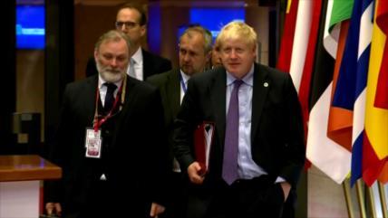 Candidatos británicos se enfocan en Brexit en debates electorales