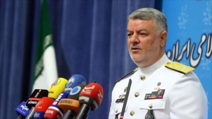 Armadas de Irán, Rusia y China realizarán maniobras navales