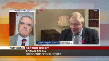 Zelaia: El Brexit es algo casi imposible de realizar