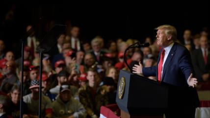 Trump admite que su muro fronterizo no es tan insuperable