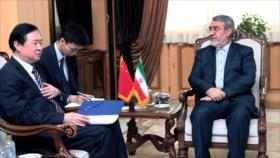 Irán y China refuerzan cooperaciones y lucha contra terrorismo