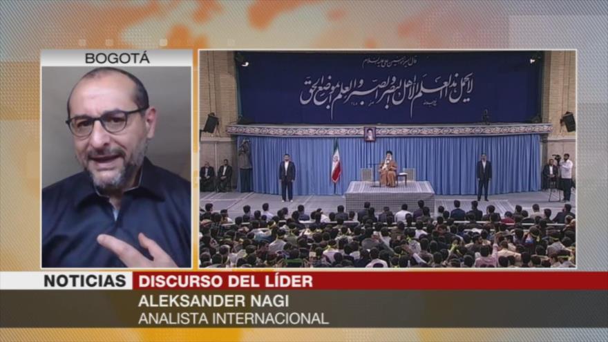 Nagi: Desde 1971, Irán ha mostrado su poder ante hostilidad de EEUU