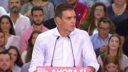 Gana el PSOE, pero persiste el bloqueo político, según sondeo