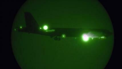 Bombardero B-52 de EEUU se acerca a base aérea de Rusia en Siria