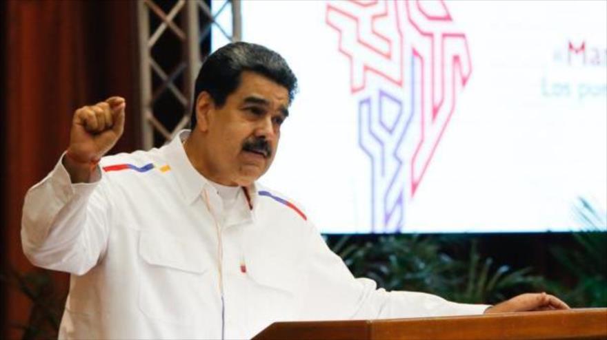"""Maduro tilda a presidente de El Salvador """"pelele del imperialismo""""   HISPANTV"""
