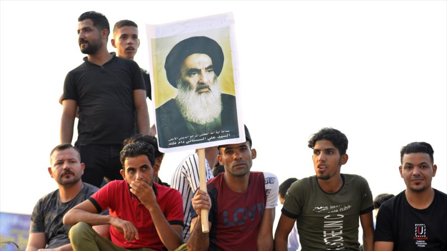 """""""Autoridad religiosa puede ayudar a Irak a superar actual crisis"""""""