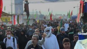 Cámara al Hombro: La convivencia de nacionalidades y religiones en la ceremonia de Arbaín