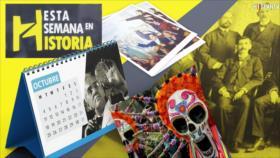 Esta Semana en la Historia: Acta de independencia costarricense. Descubrimiento de la penicilina. El Día de los Muertos. Nace la República de Panamá