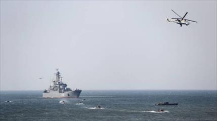 Vídeo: Armada de Rusia realiza maniobras en el mar Mediterráneo