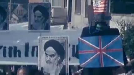 Iraníes celebran Día Nacional de la Lucha contra la Hegemonía