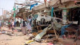Arabia Saudí bombardea el noroeste de Yemen 150 veces en 48 horas