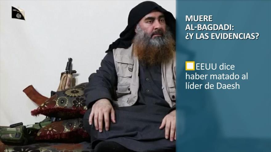 PoliMedios: Muere Al-Bagdadi: ¿Y las evidencias?