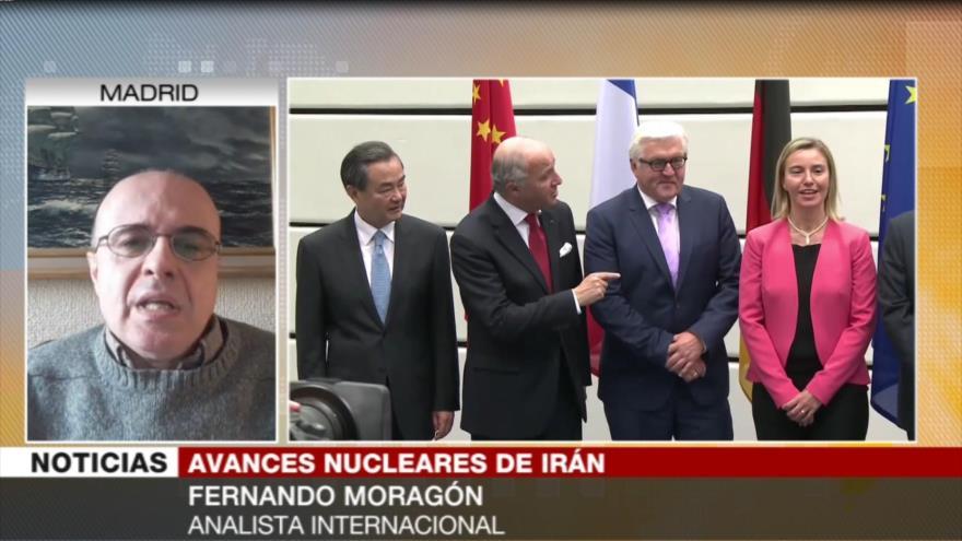 Moragón: UE obedece a EEUU incluso si se perjudican sus intereses