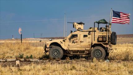 Medios: EEUU construye dos bases militares en el este de Siria