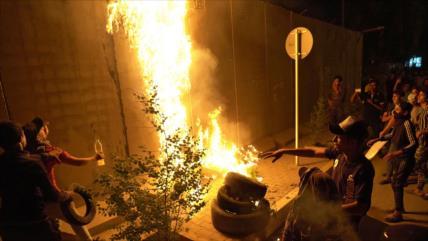 EEUU e Israel aplauden el ataque al consulado iraní en Irak