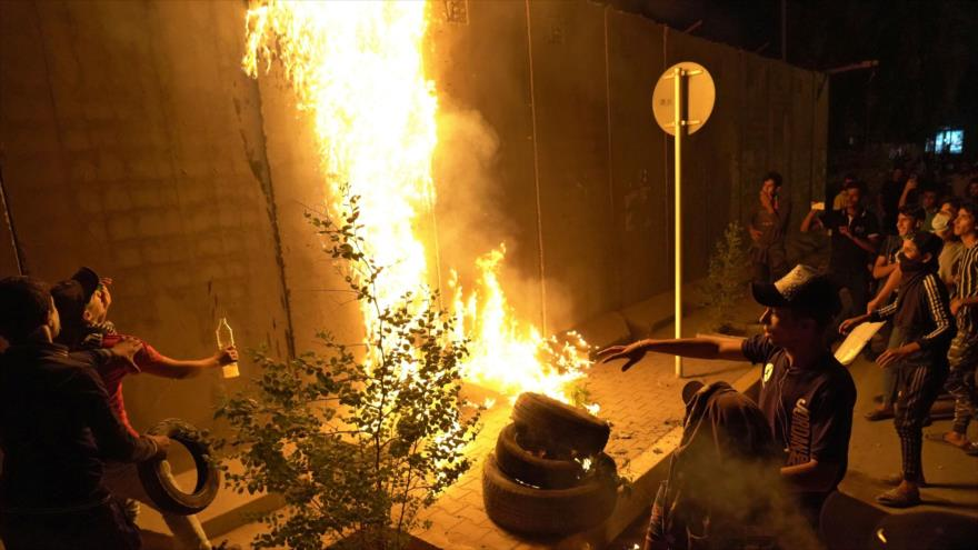 EEUU e Israel aplauden el ataque al consulado iraní en Irak | HISPANTV