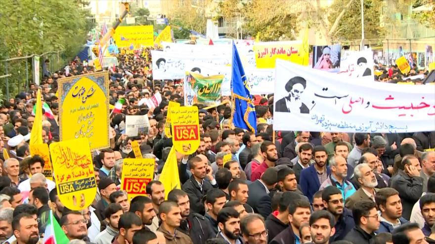 Irán celebra Día Nacional de la Lucha contra la Hegemonía