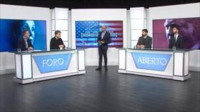 Foro Abierto: Estados Unidos; avanza el impeachment contra Trump