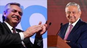 Presidente electo de Argentina se reúne con AMLO ¿nueva alianza?