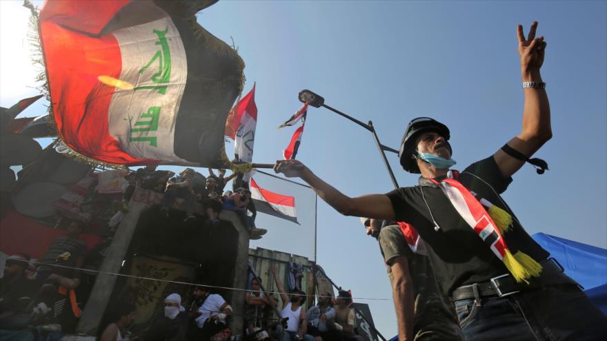Las Fuerzas Armadas de Irak no permitirán que haya caos en el país | HISPANTV