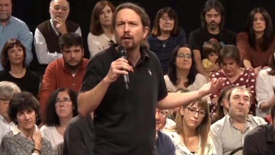 Cruce de acusaciones en la campaña electoral en España