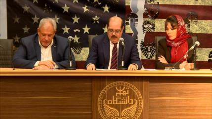 Teherán acoge reunión sobre lucha contra imperialismo de EEUU