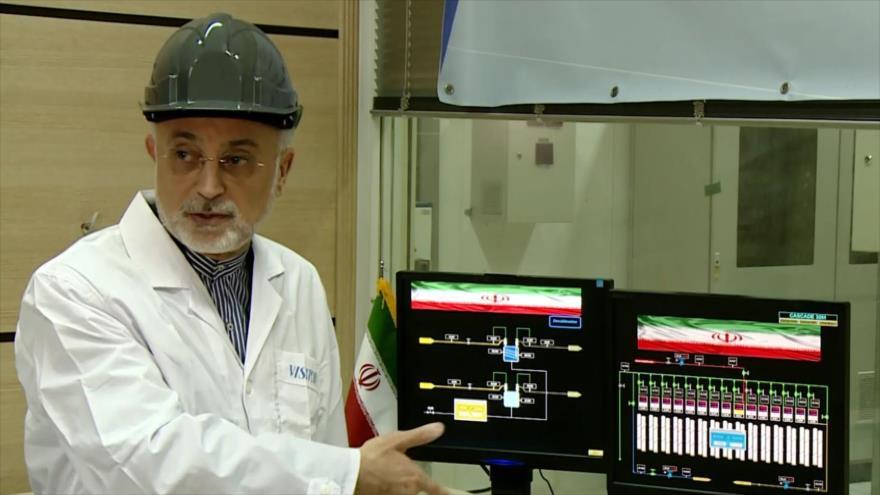 Irán pone en marcha una cadena de 30 centrífugas IR6 avanzadas | HISPANTV