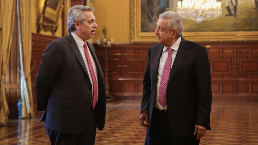 Resultado de imagen para Alberto Fernández y AMLO en pro de integración de América Latina