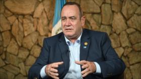 Guatemala sigue las políticas de EEUU y cortará lazos con Venezuela