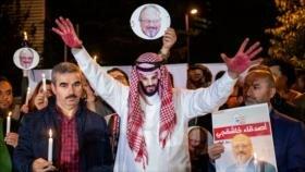 Bin Salman recurre a prácticas sin precedentes contra los disidentes