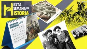 Esta Semana en la Historia: Celebra el Día de los Muertos. Nace la República de Panamá. Toma de la embajada de EEUU en Irán. La batalla de Suipacha. Inicia la Operación Antorcha
