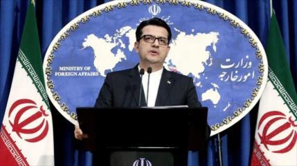 Irán condena ataque de alborotadores a su consulado en Irak