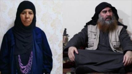 Turquía alega haber capturado a hermana de Al-Bagdadi en Siria