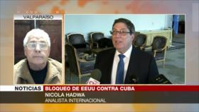 El bloqueo de EEUU a Cuba atenta contra la Carta de la ONU