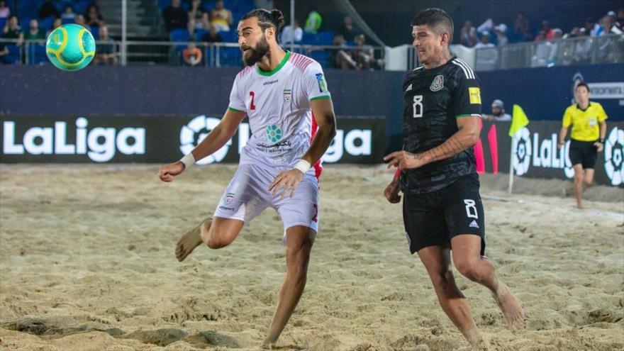 Irán vence a México 7-4 en la Copa Intercontinental de Fútbol Playa   HISPANTV