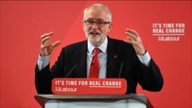 Jeremy Corbyn promete solucionar el Brexit en seis meses