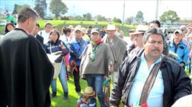 Plan social para prevenir asesinatos de indígenas colombianos