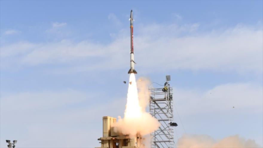 """""""Siria capturó y entregó a Rusia un avanzado misil israelí""""   HISPANTV"""