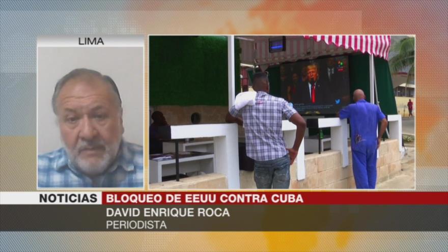 Enrique Roca: EEUU pretende evitar que Cuba se desarrolle