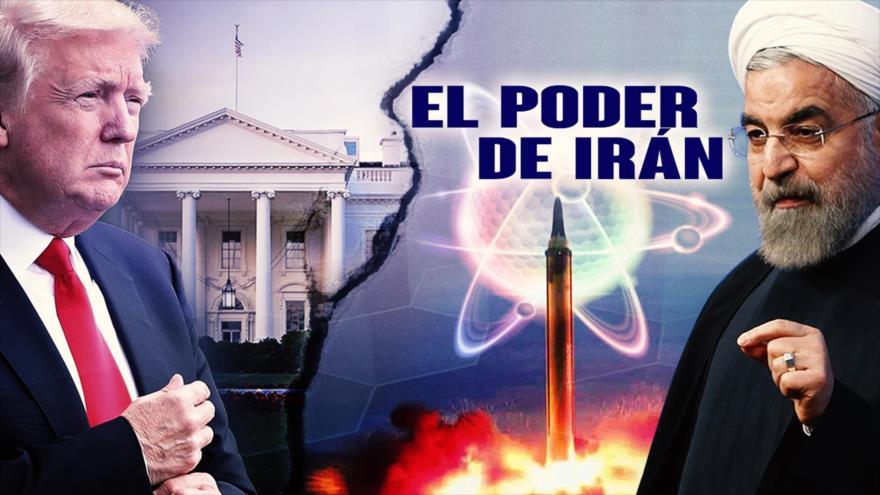 Detrás de la Razón: Irán usa uranio para enfrentar a EEUU y las sanciones de Trump